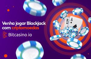 Aproveite o feriadão usando criptomoedas em rodadas de Blackjack. Saiba como!