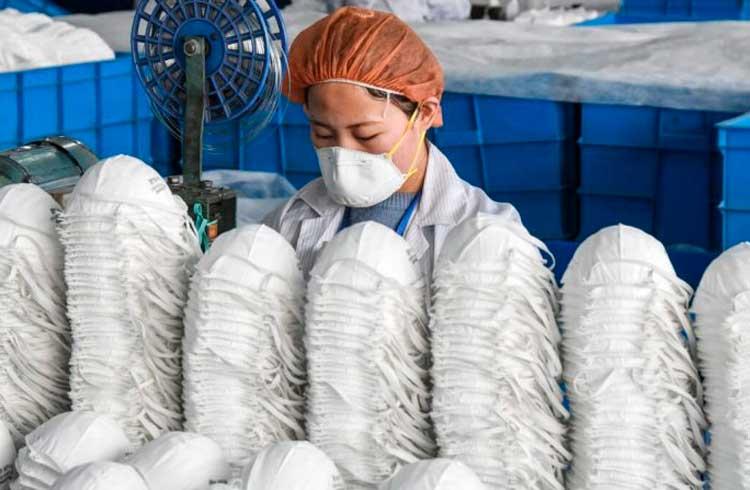 Blockchain não garante qualidade e fabricante de produtos contra o coronavírus tem exportação proibida na China