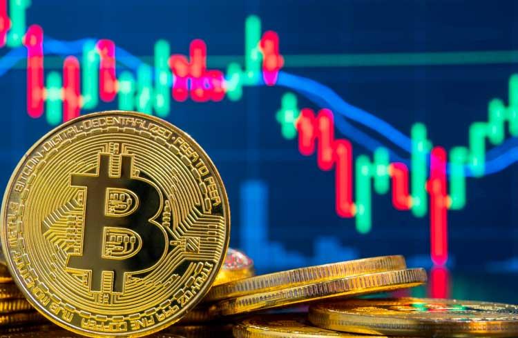 Coinbase apresenta pico de compra de Bitcoin com valor do auxílio do governo