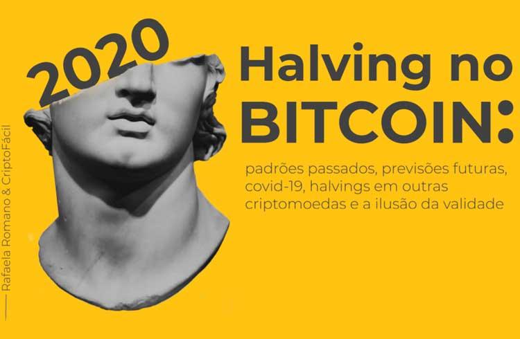 Ebook gratuito fala tudo que você precisa saber sobre o halving do Bitcoin