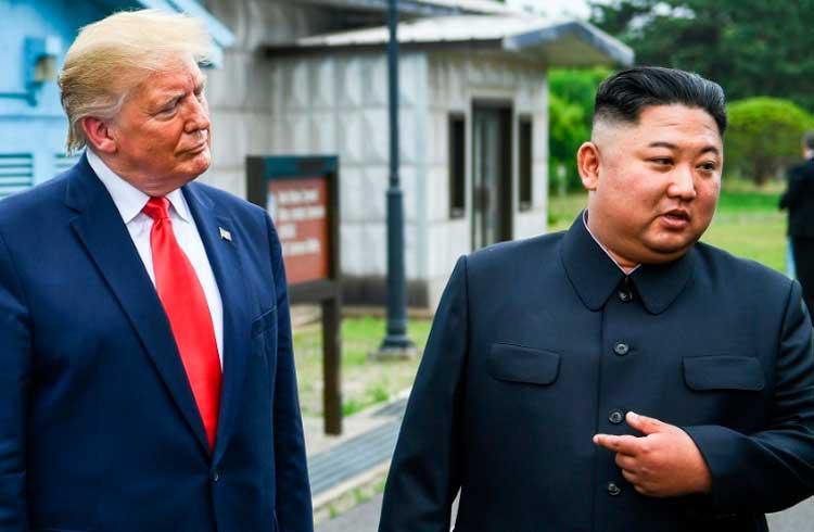 Estados Unidos publica lista de crimes com criptomoedas supostamente cometidos pela Coreia do Norte