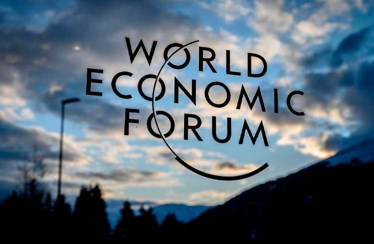 Fórum Econômico mundial recomenda uso da blockchain para recuperar economia global pós-pandemia