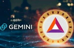 Gemini adicionará suporte ao token BAT do navegador Brave