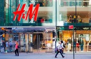 H&M está usando blockchain no rastreamento de roupas