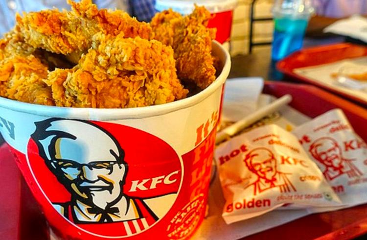 KFC anuncia lançamento de blockchain para área de marketing