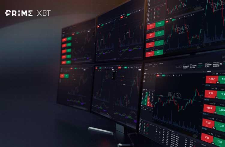 PrimeXBT disponibiliza módulo de gerenciamento de fundos da Covesting