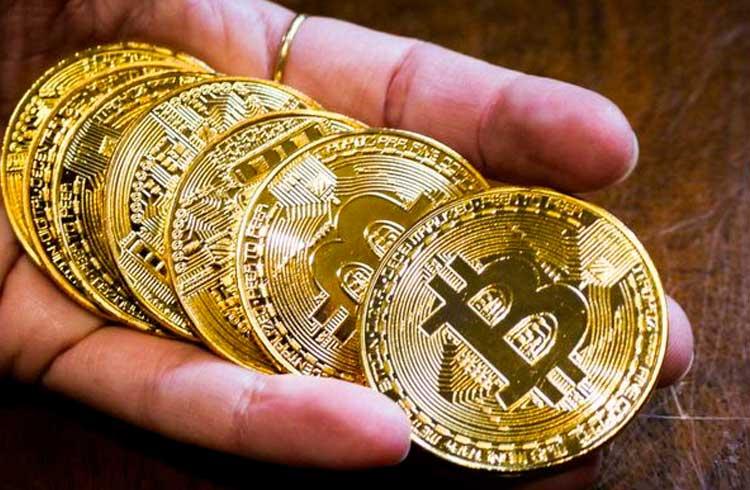Volume de Bitcoins depositados em exchanges atinge menor nível desde 2016