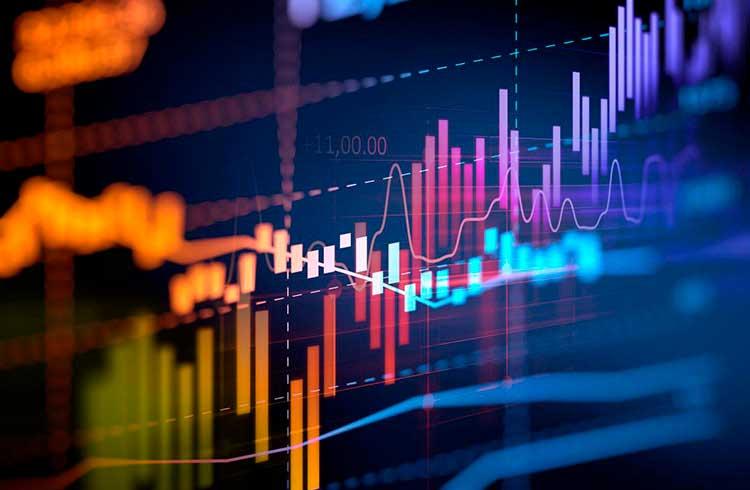Volume de negociações em exchanges brasileiras cresce 84% no mês e 32% no trimestre
