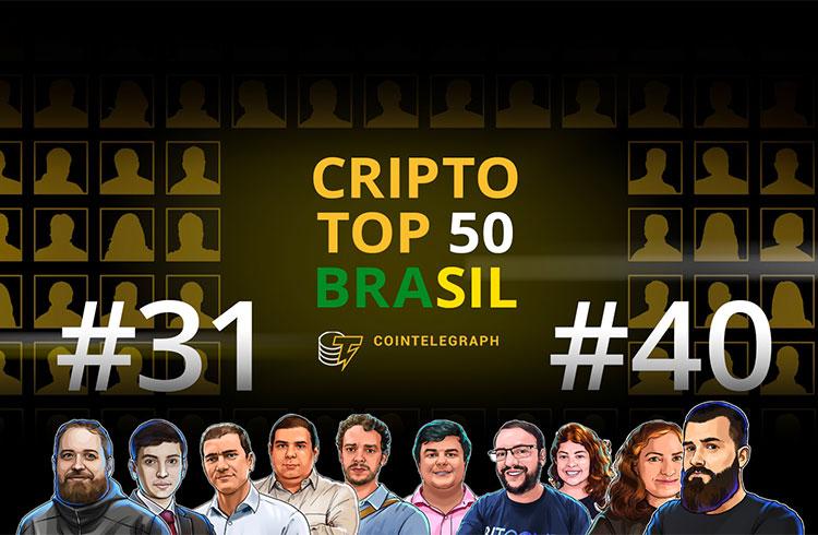 Agência publica mais 10 nomes mais influentes da criptoesfera brasileira