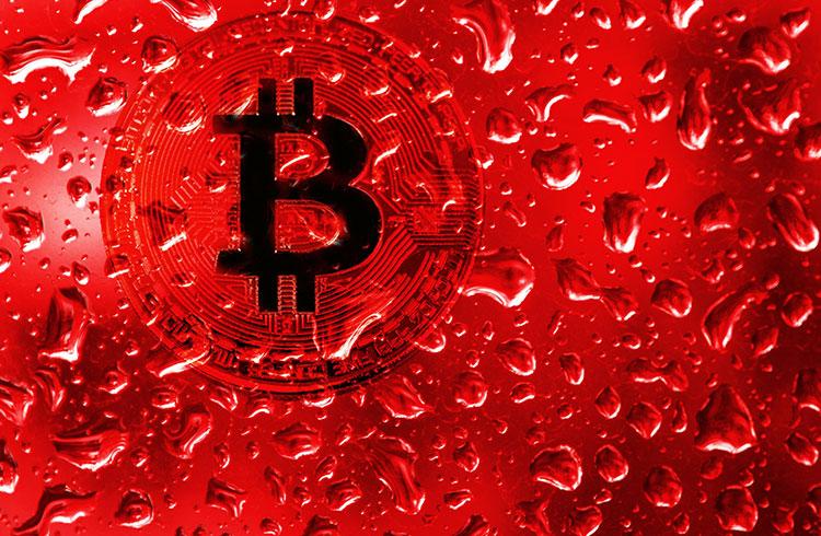 Bitcoin desvaloriza mais de R$ 2.000 e volta aos R$ 54.000