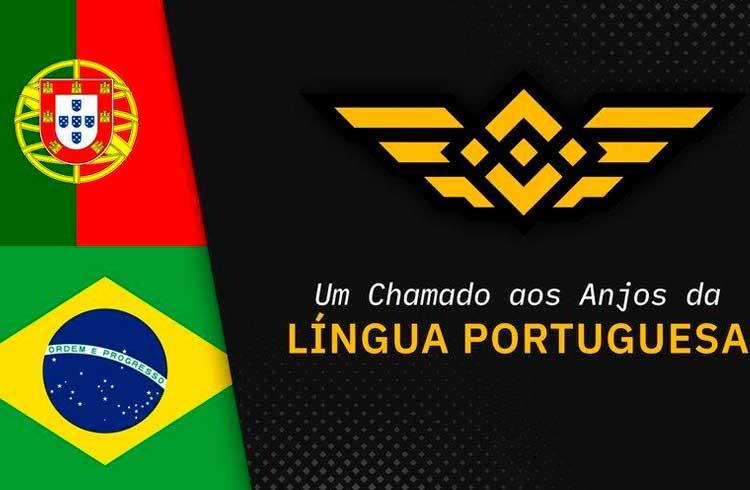 Binance está a procura de voluntários que falem português