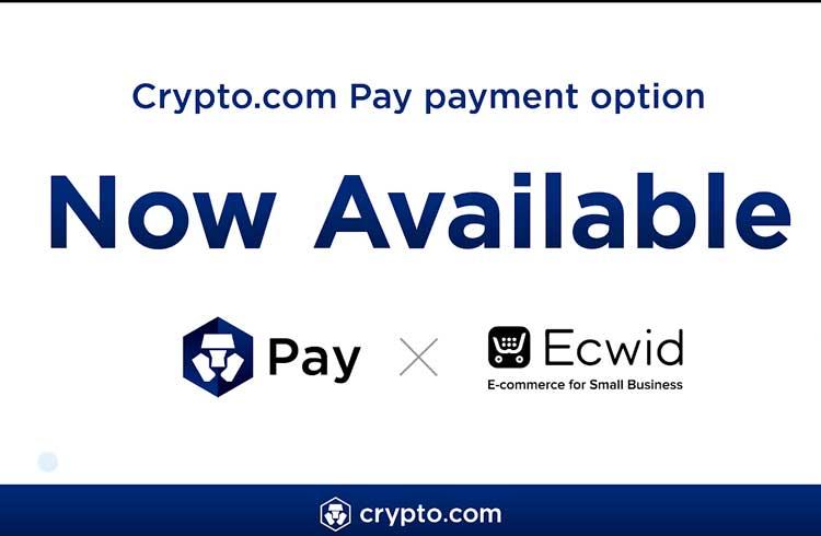 Crypto.com lança plugin que possibilita compras com criptomoedas