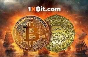 "Encontre aventura e Bitcoins no torneio ""Freebooter Treasure"" da 1xBit"