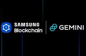 Gemini anuncia integração à carteira blockchain da Samsung