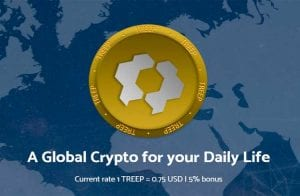 Genbit arrecada somente R$ 200 em IEO do token Treep Global