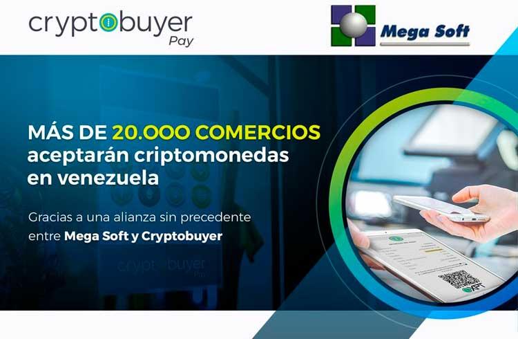 Mais de 20 mil estabelecimentos aceitarão criptomoedas na Venezuela