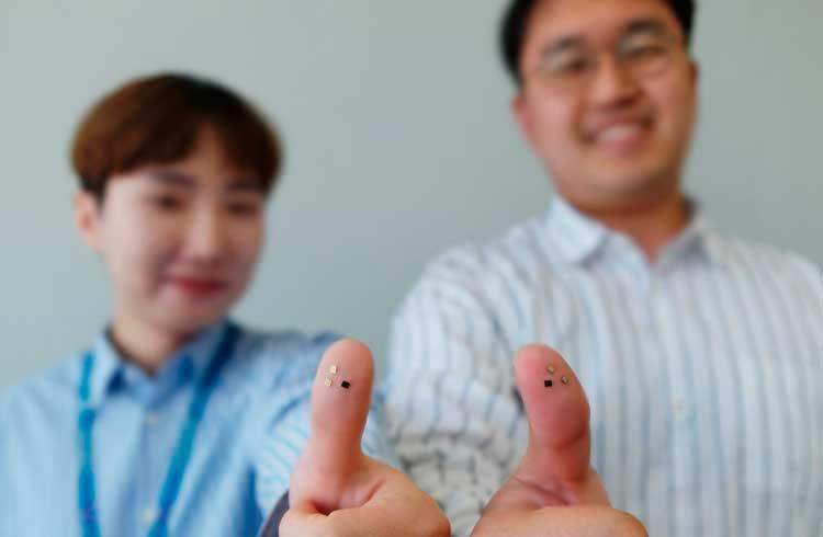 Samsung lança chip de segurança para proteger transações com criptomoedas