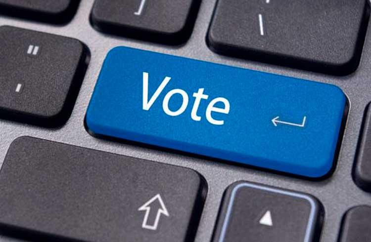 Senado dos EUA planeja utilizar blockchain em votações