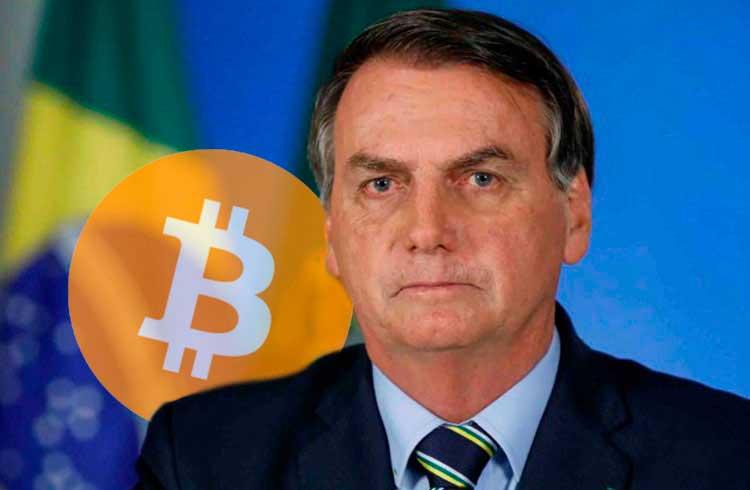 Site permite apostar com Bitcoin sobre a duração do mandato de Jair Bolsonaro