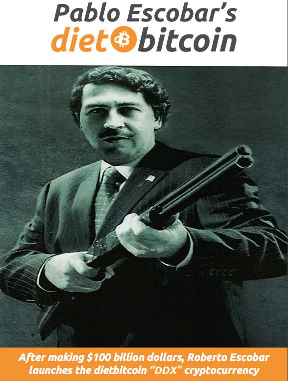 Bitcoin Pablo Escobar