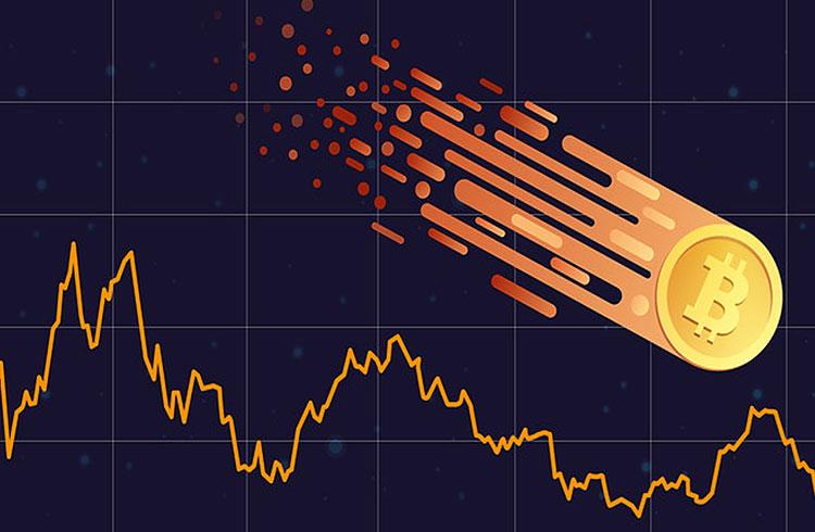 Cuidado: Bitcoin pode sofrer dura queda nesta semana