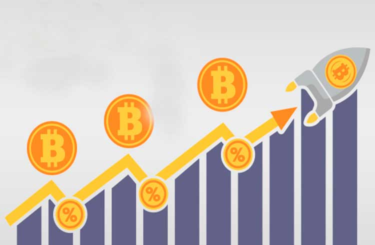 Analista financeiro aponta que Bitcoin pode bater R$ 1,9 milhão em breve