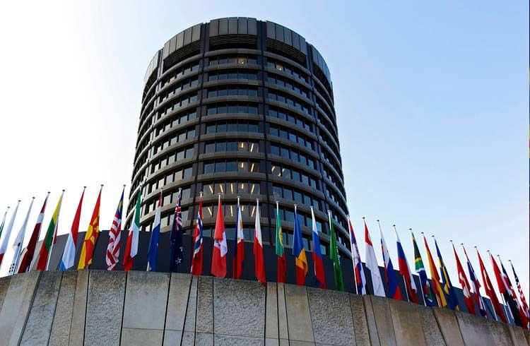BIS recomenda que bancos centrais desenvolvam moedas digitais