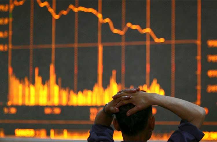 Bitcoin apresenta queda de 5% enquanto Ibovespa opera em alta