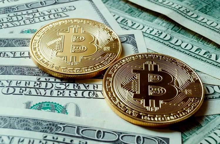 Bitcoin chega aos R$ 50.000 com o aumento do dólar