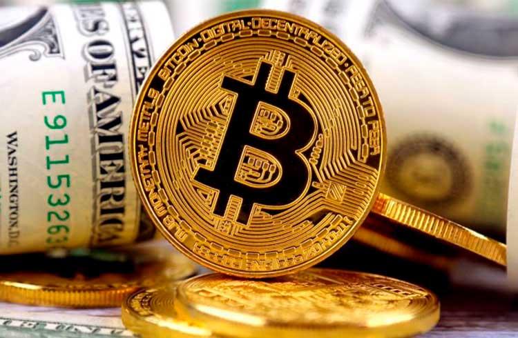 Bitcoin declina para os R$ 47.000 durante queda do dólar