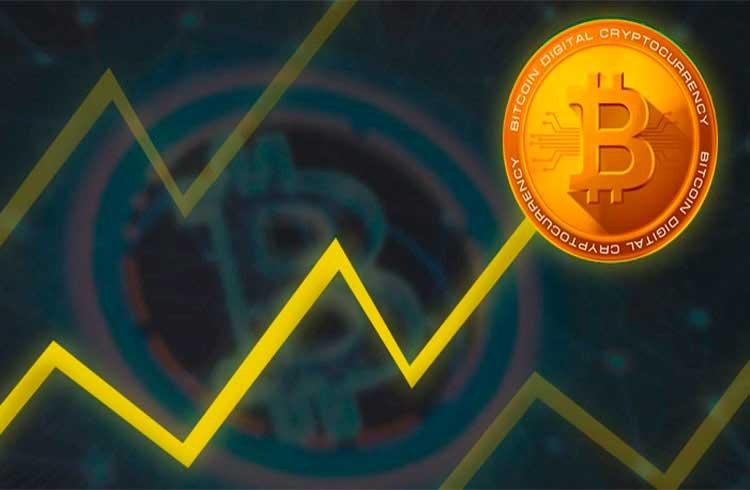 Bitcoin dispara 4% e atinge os R$ 49.000 nesta terça-feira