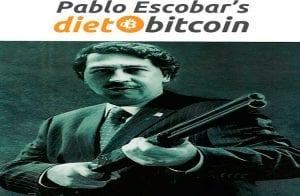 Bitcoin de Pablo Escobar vale menos que 1 centavo