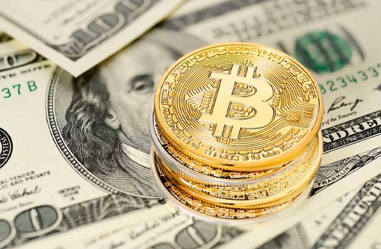 Bitcoin sente queda do dólar enquanto Ibovespa se aproxima de 100 mil pontos