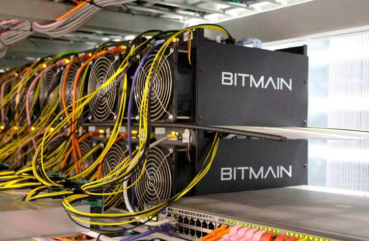 Bitmain lança ASIC barato para não perder mercado