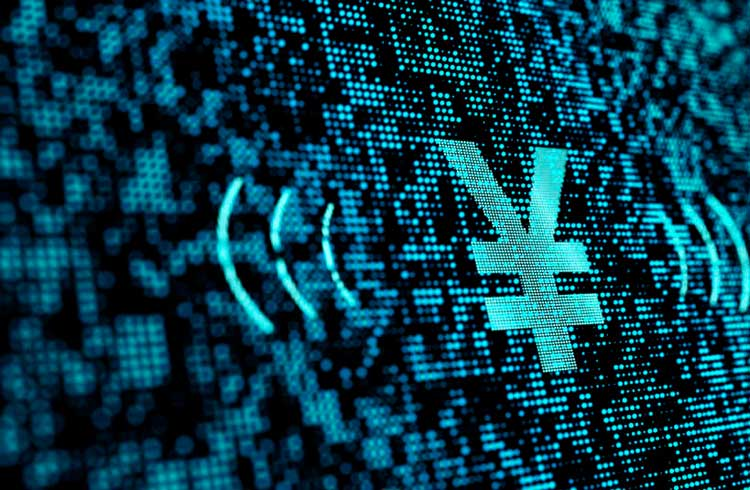 China conclui primeira fase de desenvolvimento do yuan digital