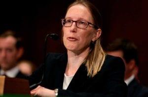 """""""Crypto Mom"""" Hester Peirce é eleita para segundo mandato na SEC"""