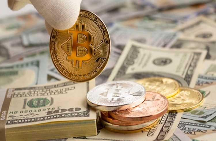 Dólar aumenta e empurra Bitcoin para R$ 49.000