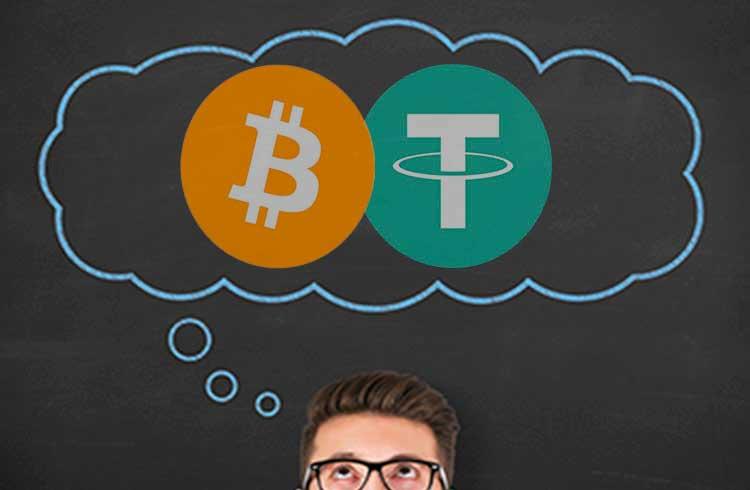 Entenda como os R$ 25 bilhões emitidos em USDT impactam o Bitcoin