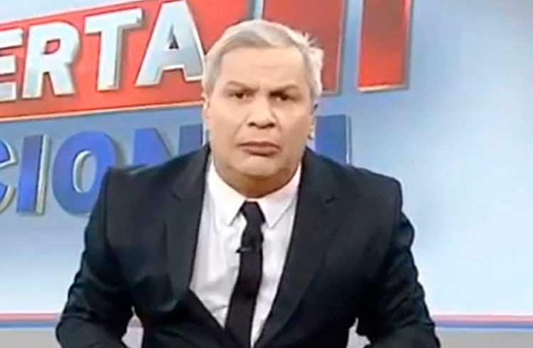 """Famoso apresentador brasileiro fala sobre ofertas de ganho fácil com criptomoedas: """"é tromba"""""""