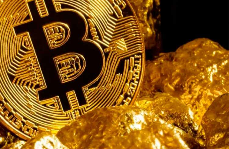 Grandes investidores acreditam que Bitcoin crescerá atraindo investidores do ouro