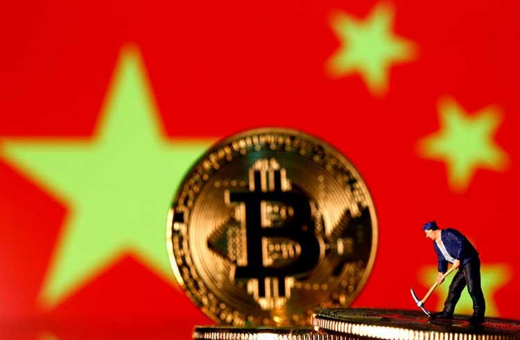 """Instalação de mineração de Bitcoin é encontrada em """"túmulos"""" na China"""