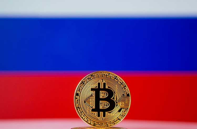Lockdown faz volume de negociações de Bitcoin disparar na Rússia