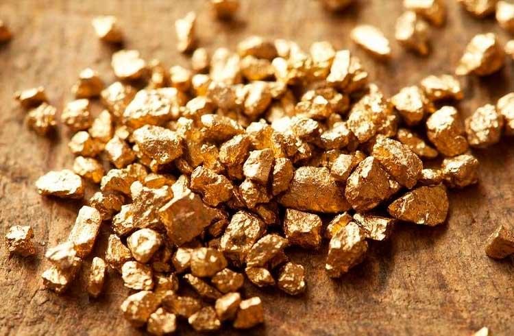 Maior mineradora de ouro do mundo realiza primeira venda em blockchain
