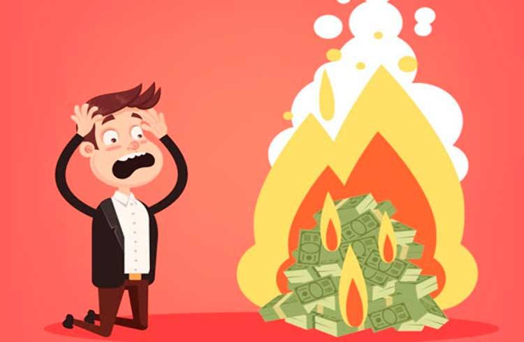 Transação de R$ 650 em Ethereum cobrou R$ 13 milhões em taxas