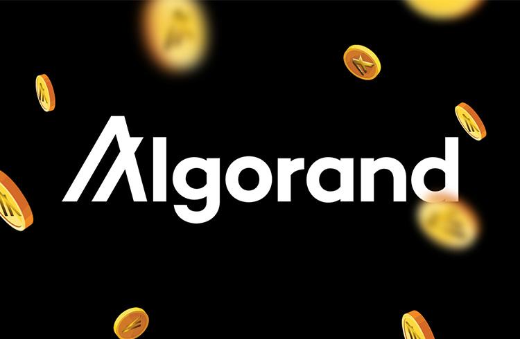 Algorand valoriza 36% após ser listada a Coinbase