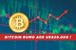 Análise do Bitcoin; BTC subindo forte saiba como aproveitar