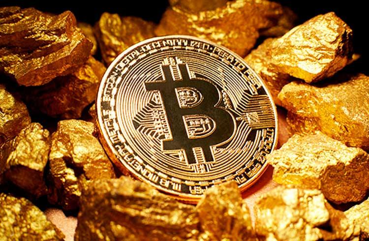 Bitcoin pode se beneficiar da valorização do ouro, afirma analista