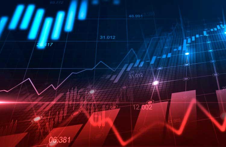 Coluna do TradingView: BTC, XRP e DOCK
