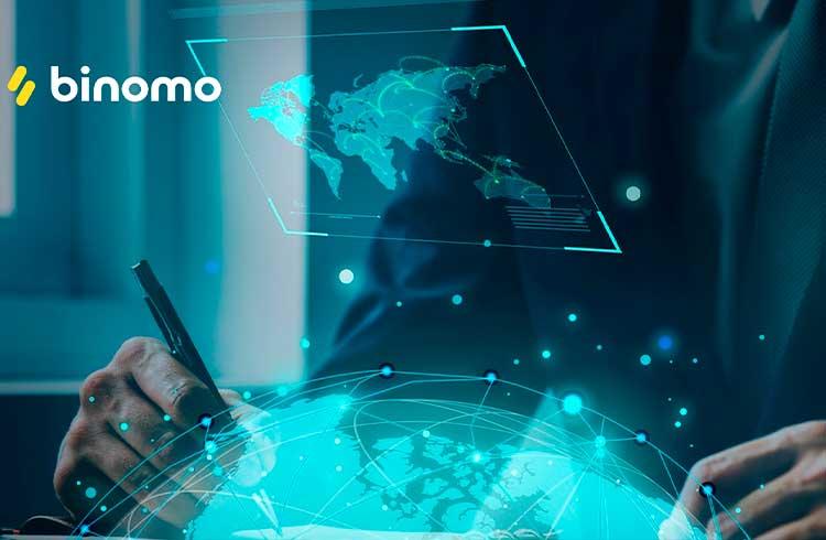 Conheçaa plataforma de trading Binomo