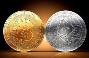 Contratos futuros de Bitcoin e Ethereum têm forte queda no volume
